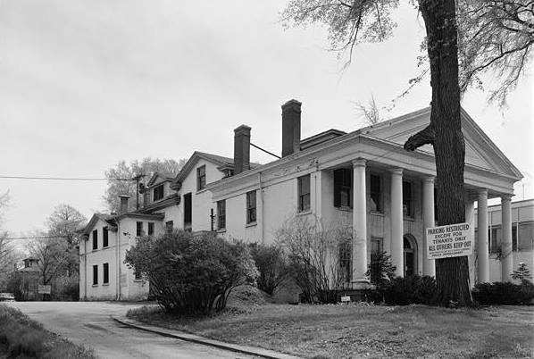 May 1965, NORTH (SIDE) ELEVATION FROM NORTHWEST.